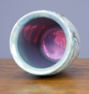 [Iridescent Pottery by Paul J. Katrich (1120)]
