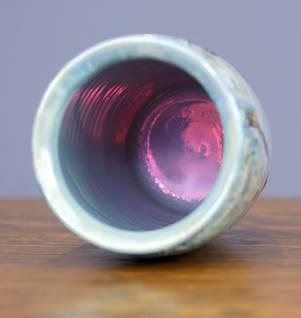 [Iridescent Pottery by Paul J. Katrich (1120)]