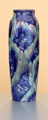 [Iridescent Pottery by Paul J. Katrich (1125)]