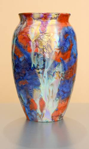 [Iridescent Pottery by Paul J. Katrich (1200)]