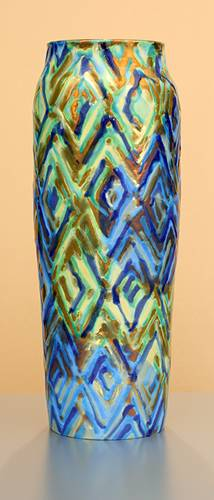 [Iridescent Pottery by Paul J. Katrich (1243)]