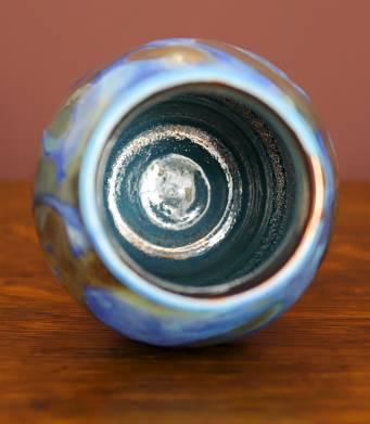 [Iridescent Pottery by Paul J. Katrich (1252)]