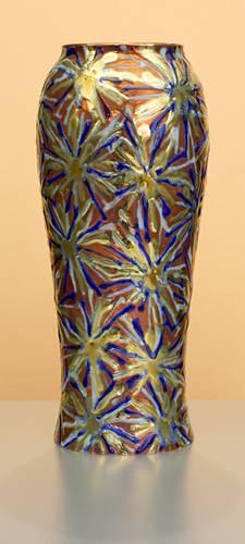 [Iridescent Pottery by Paul J. Katrich (1265)]