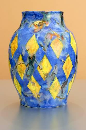 [Iridescent Pottery by Paul J. Katrich (1269)]