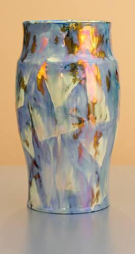 [Iridescent Pottery by Paul J. Katrich (1274)]