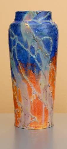 [Iridescent Pottery by Paul J. Katrich (1290)]