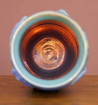 [Iridescent Pottery by Paul J. Katrich (1291)]