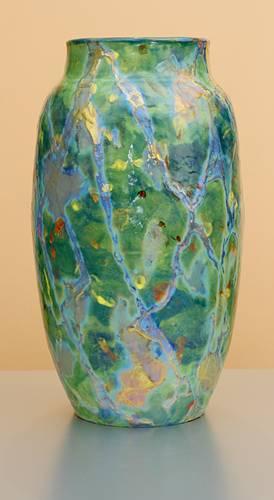 [Iridescent Pottery by Paul J. Katrich (1293)]