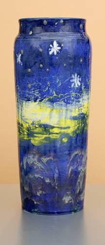 [Iridescent Pottery by Paul J. Katrich (1297)]
