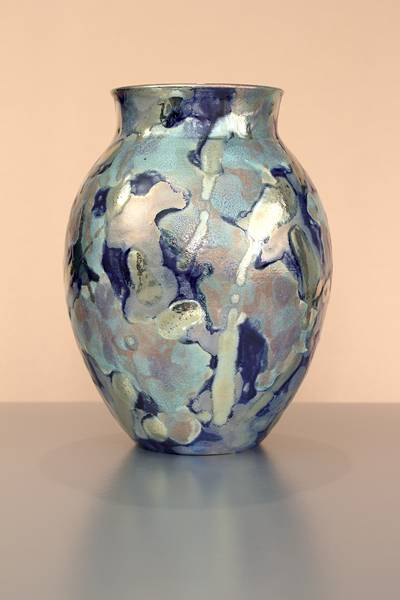 [Iridescent Pottery by Paul J. Katrich (1686)]