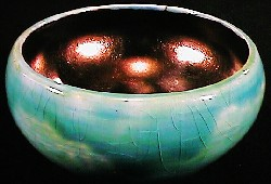 [Iridescent Bowl by Paul J. Katrich (BTURGL)]