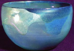 [Iridescent Bowl by Paul J. Katrich (RLBBV1)]