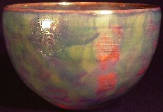 [Iridescent Bowl by Paul J. Katrich (RLBGRR1)]