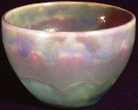 [Iridescent Bowl by Paul J. Katrich (RLBSRBW1)]