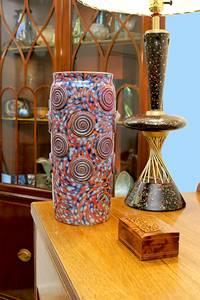 Katrich pottery 'Spiral Gallaxies'.